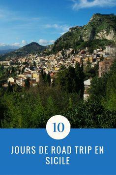 Itinéraire de 10 jours dans l'Est de la Sicile en hiver