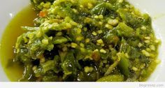 Inilah Rahasia Membuat Sambel Ijo Khas Rumah Makan Padang Yang Super Enak!!!... Klik Gambar Untuk Melihat Resepnya.... Klik SHARE untuk menyimpan resep...