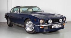 1988 Aston Martin V8 - EFI - Upgrades                                                                                                                                                                                 More