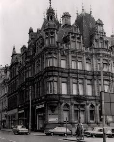 Wengers Department Store, Grainger Street, now Yate's
