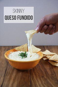 Fiesta Fridays: Skinny Queso Fundido I 24 Carrot Life