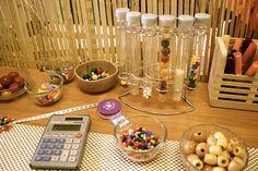 "Counting, sorting & organising materials from Kathy Walker ("",)"
