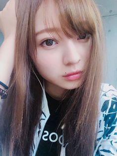 Japanese Beauty, Japanese Girl, Asian Beauty, Cute Korean Girl, Asian Girl, Japanese Hairstyle, Art Girl, Hair Color, Hair Beauty