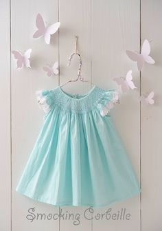 Baby Girl Frocks, Frocks For Girls, Little Girl Dresses, Girls Dresses, Kids Dress Wear, Kids Gown, Dress Girl, Girls Frock Design, Baby Dress Design