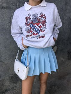 Indie Outfits, Teen Fashion Outfits, Retro Outfits, Trendy Outfits, Fall Outfits, Skater Girl Outfits, Cute Comfy Outfits, Preppy Style, Swagg