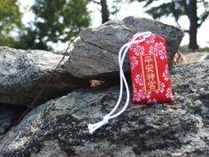 omamori amulet japan souvenir kyoto temple