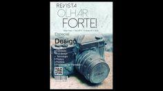 Revista, Olhar Forte! - Capa