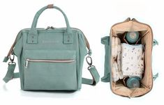 City Mini Convertible Diaper Bag – The Littles ShopThis nylon bag is perfect for you or your mini! Sized smaller than the similar City Tour diaper bag but with the same aesthetic and features, the City Mini can function as a satchel OR backpack thanks to its convertible straps! Perfect for little style mavens, too!