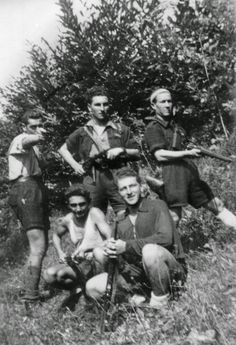 "Italian Jewish Resistance During World War II. ""[M]y way of life and the reason for my life for many months have only been an effort to leap into humanity, to share its existence, hard or easy that it may be. If I did not act this way, I would be renouncing myself, I would remain without a guide, humiliated. And thereby I would also be renouncing you who have given me life and nourished me."" –Gianfranco Sarfatti, an Italian Jew"