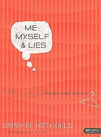 Me, Myself & Lies: A Thought Closet Makeover - Member Book