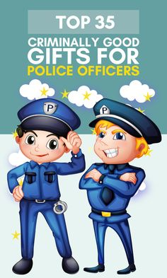 Are you looking for the most original & best gifts for police officers? Then you have come to the right place! From police academy graduation gifts to police officer retirement gift, we have them all. We listened to real law enforcement officers and found out which items they would love to receive. The result is this ultimate top 35+ of best gifts for police officers. They're so good they should be illegal! Let's check them out! #giftsforpoliceofficers #giftsforpolice #giftsforofficers Teacher Christmas Gifts, Best Christmas Gifts, Valentine Gifts, Best Gifts, Gifts For Female Coworkers, Gifts For Colleagues, Police Officer Gifts, Police Gifts, Mother Birthday Gifts
