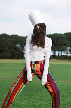 Meet The Model: Courtney @ Viviens | Fashion Magazine | News. Fashion. Beauty. Music. | oystermag.com
