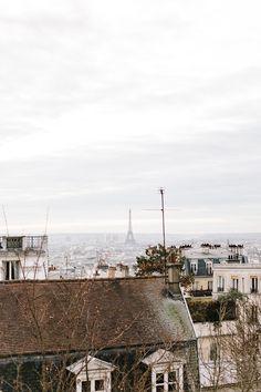 the views of Paris.....