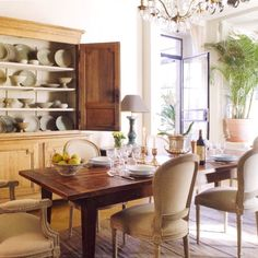 Best Dining Room Designs With Ethnic Style Furniture Architecture Wan Interior Design Curtains, Luxury Interior Design, Dining Room Design, Dining Area, Design Room, Wooden Architecture, Beautiful Dining Rooms, Oak Table, Best Dining
