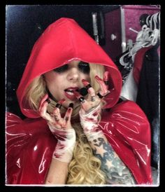 Epic Firetruck's Maria Brink & In The Moment ~