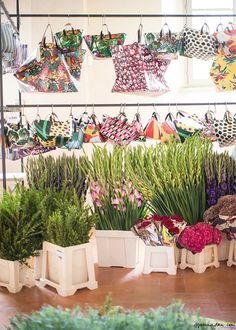 Flowers, Marni bags, Marni Flower Market, Milan Fashion Week