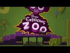 Super Exploding Zoo - Launch Trailer - YouTube
