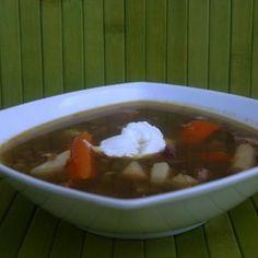 lencseleves receptek | NOSALTY Beef, Food, Meat, Essen, Meals, Yemek, Eten, Steak