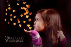 Prop Insanity » How To DIY Heart Shaped Bokeh.. just in time for Valentines Day!