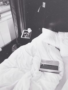 January 19 - A lazy day in bed. So necessary.