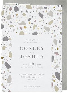 Wedding Invitations | Greenvelope.com Timeless Wedding, Wes Anderson, Falling In Love, Wedding Invitations, Place Card Holders, Signs, Inspiration, Biblical Inspiration, Shop Signs