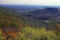 """blue ridge parkway, where the """"Waltons"""" lived"""
