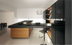 Cocinas integrales modernas y su integración a cocinas del hogar