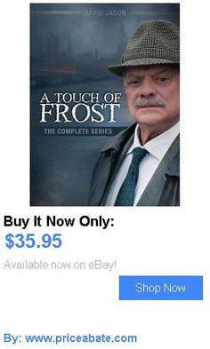cds / dvds / vhs: A Touch Of Frost - The Complete Series Collection On Dvd (2013, 19-Disc Set) New BUY IT NOW ONLY: $35.95 #priceabatecdsdvdsvhs OR #priceabate