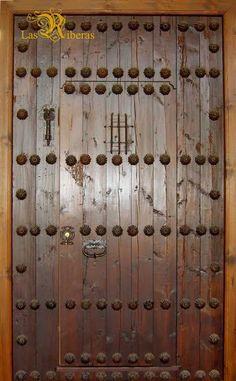 1000 images about puertas de entrada outdoors on - Puertas rusticas de madera ...