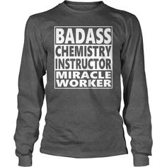 #CHEMISTRY INSTRUCTOR JOBS TSHIRT GUYS LADIES YOUTH TEE HOODIE SWEAT SHIRT VNECK UNISEX, Order HERE ==> Please tag & share with your friends who would love it, woodworker tips, backyard bbq, bac https://www.fanprint.com/stores/american-dad?ref=5750