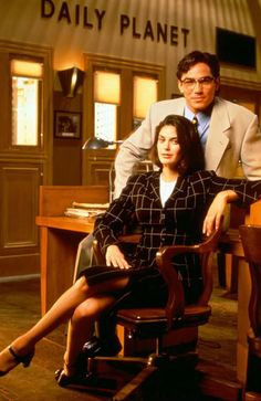 Catching My Interest: Lois & Clark: The New Adventures Of Superman