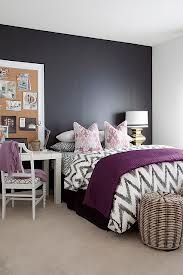 bedrooms with purple accents - Google Search