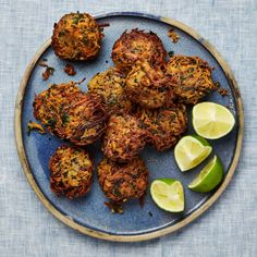 Sweet potato and quinoa fritters - Yotam Ottolenghi's party food recipes Yotam Ottolenghi, Ottolenghi Recipes, Potato Appetizers, Appetizer Recipes, Veggie Recipes, Snack Recipes, Cooking Recipes, Red Onion Recipes, Vegetarian Finger Food