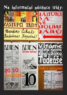 3. Základní škola Holešov - 5A Archive