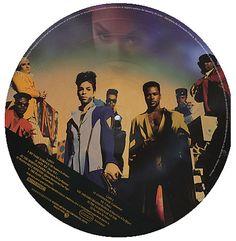 Love Symbol (Picture-LP) back side Paisley Park 0843930000001