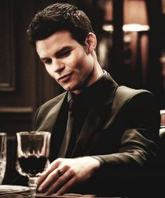 """(Open with Nick) I sit in a fancy restaurant trying to play cool even though I had just lost my Winchester toy and my way to Lucifer. I push my glass away when I see you walk in. """"Hello. How can I help you?"""" I smile warmly at you."""