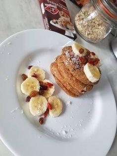 Pancakes Pancakes, French Toast, Breakfast, Recipes, Food, Banana, Morning Coffee, Recipies, Essen