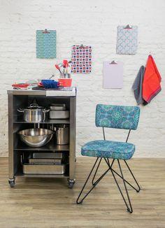 Com dicas simples, você pode dar um toque industrial para a sua cozinha também.