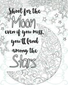 adult inspirational coloring page printable by lauriesboutique