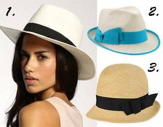 best hat style for round face - Google Search 99060ec6bb4a