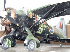 Maquette - Westland Lysander Mk IIIa Special Duty Westland Lysander, Tuskegee Airmen, Train Truck, Battle Of Britain, Ww2 Aircraft, Rc Model, Royal Air Force, Model Airplanes, Plastic Models