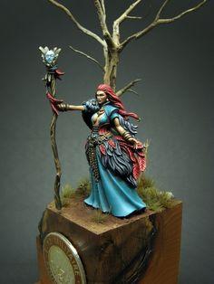 Viktoria, Kingdom Death Saviour