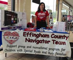 Come on down to the Enmark in Rincon to help out the Effingham County Navigator Team! $1 for every car wash, $1 donations at a charity table and $1 donations accepted at the cash registers during the hours of 9 a.m. to 5 p.m.  This is a great non-profit and we're so excited to be supporting them.....Enmark
