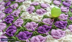 Crochet Stitches Yoh And Draw Up A Loop : ... Yarn over hook and draw through 6 loops, yarn over hook and draw