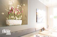 shell table top planter by fleur ami ● Tischgefäß von fleur ami