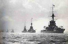 The British Grand Fleet