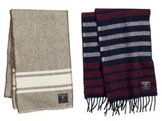 Faribault Woolen Mill for Target Scarves | Most Wanted Affordable Style on Dappered.com