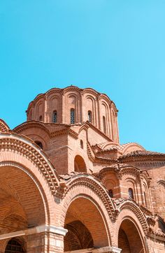 In 1988 the #UNESCO declared World Heritage Sites 15 of the 'finest #monuments' of the city, representative samples of this period of its #history! #Thessaloniki is an open Museum of Early Christian and #Byzantine Art! Byzantine Art, Early Christian, Thessaloniki, Ancient Greek, World Heritage Sites, Monuments, Barcelona Cathedral, Period, Greece