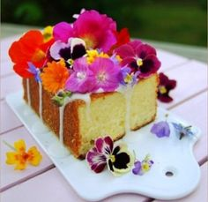 Eetbare bloemen! | Plantaardig