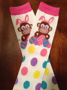 SALE  Super Cute Specialty Children's Arm or Leg Warmers by FluffyBumAccessories on Etsy, $4.00